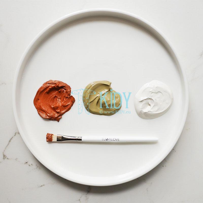 Natural white clay (Lullalove) 6