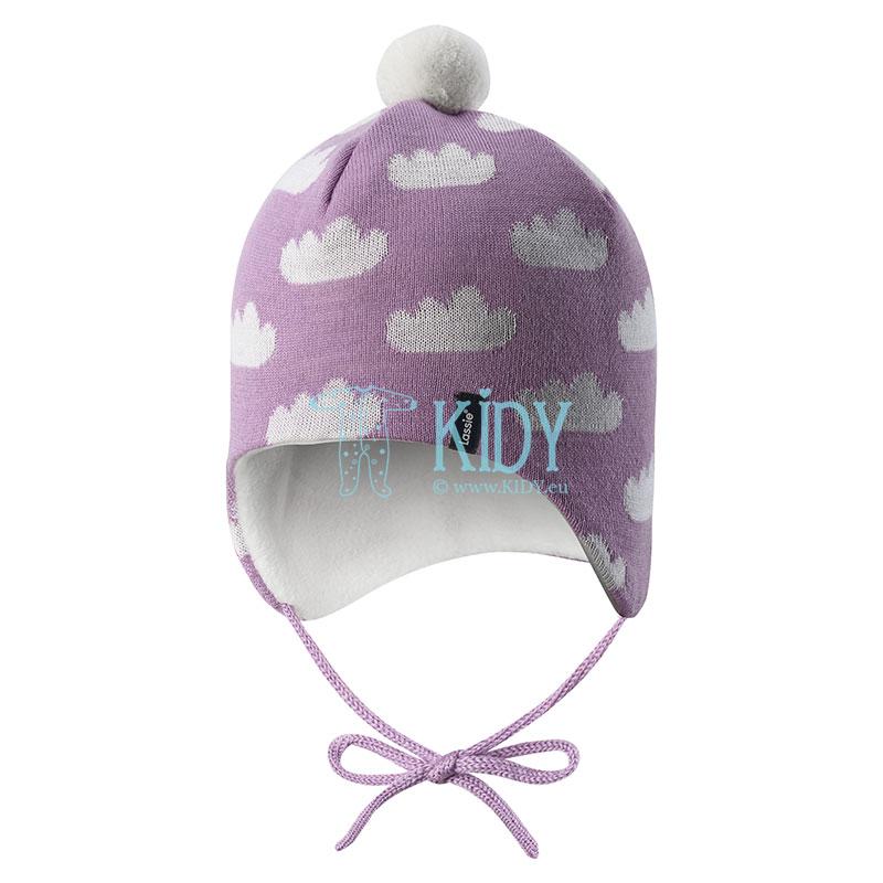 Violetinė vilnos kepurė NEEMI (Lassie by Reima) 6
