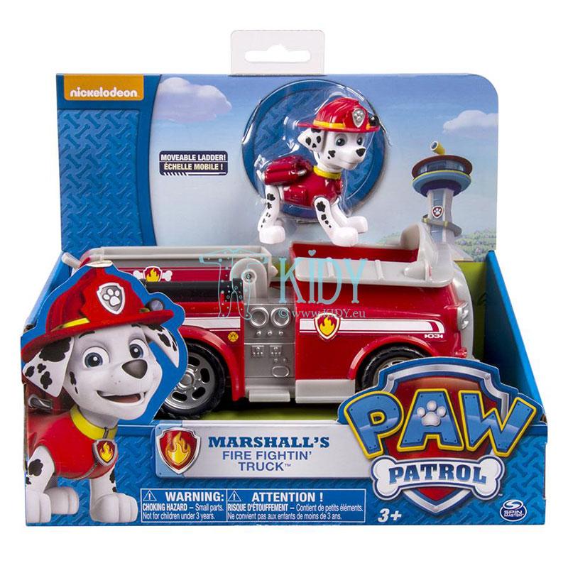 Marshall ir jo gaisrinė mašina (Paw Patrol) 6