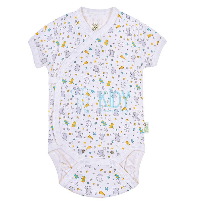 Pilkas 9 dalių komplektas ORGANIC naujagimiui (BIO Baby) 6