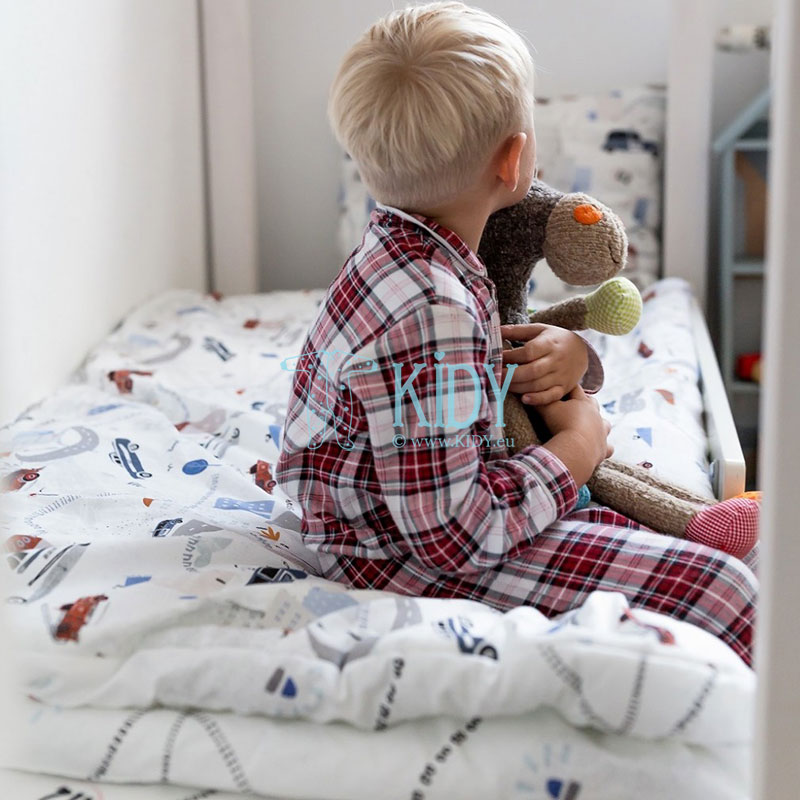 Patalynės komplektas Na Sygnale: antklodė + pagalvė (MAKASZKA) 6