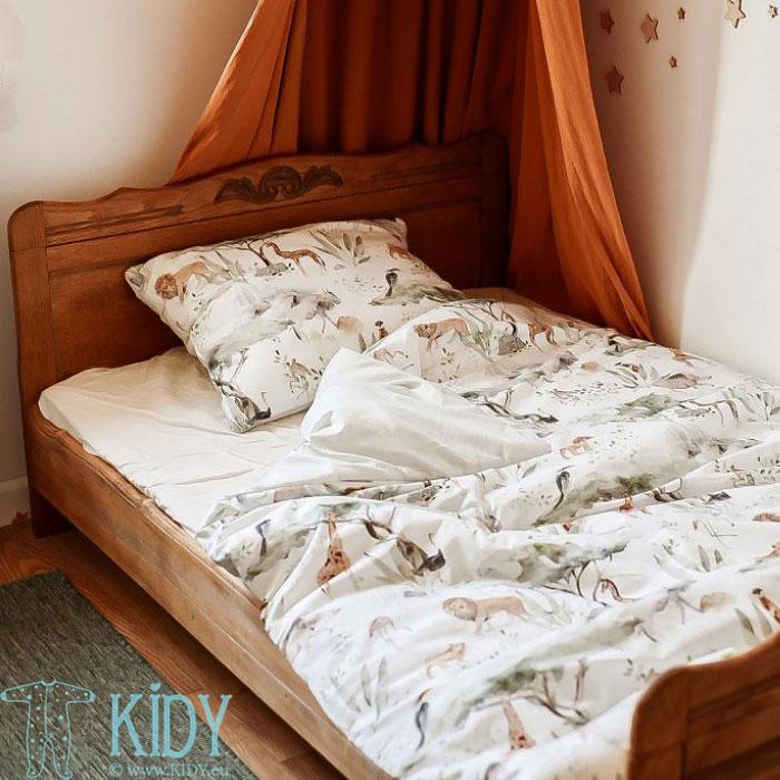 Patalynės komplektas Sawanna: antklodė + pagalvė (MAKASZKA) 6