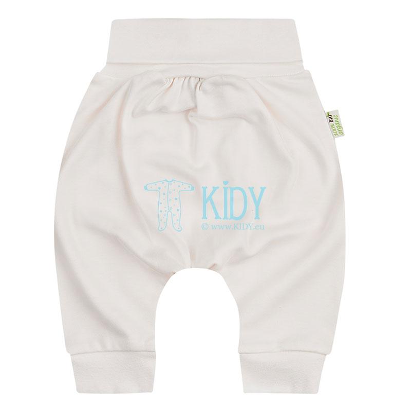 Молочные штанишки ORGANIC