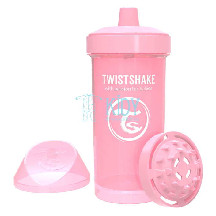 Pink KID SIPPY CUP