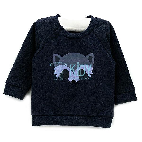 Mėlynas džemperis BENNY