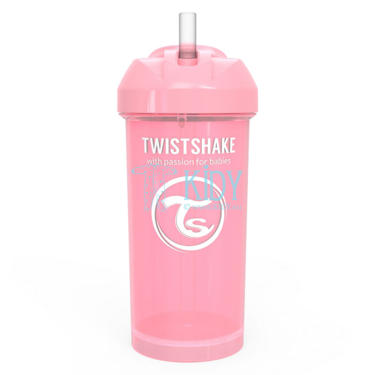 Pink STRAW SIPPY CUP