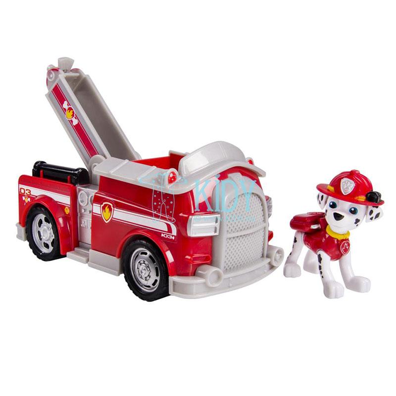 Marshall ir jo gaisrinė mašina