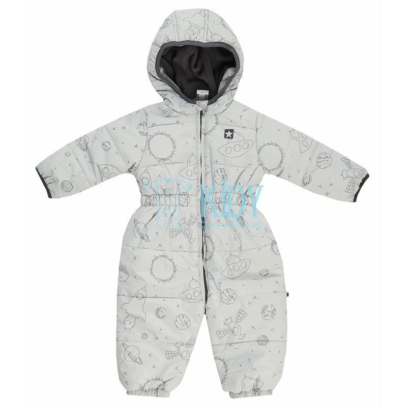 Grey OUTDOOR snowsuit