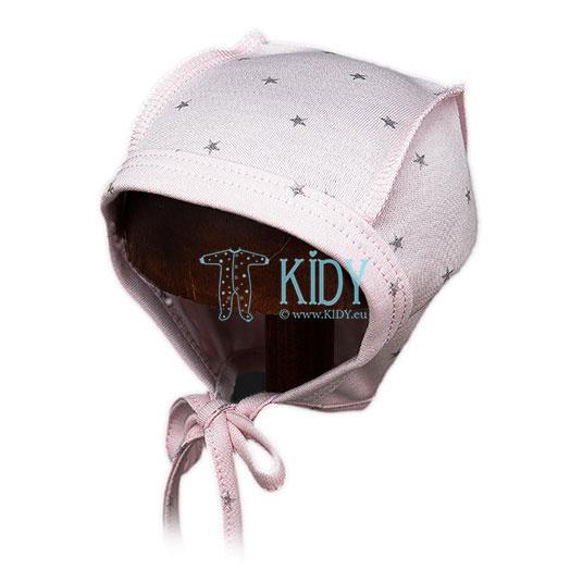 Rožinė kepurė BETSY