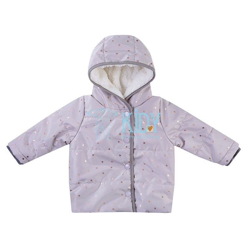 Lilac OUTDOOR anorak