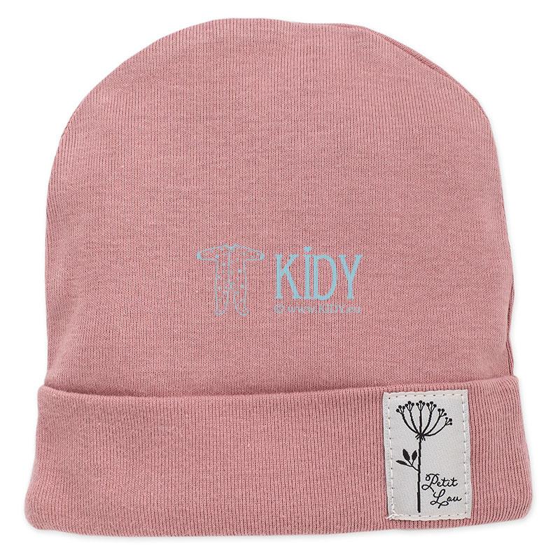 Rožinė kepurė PETIT LOU