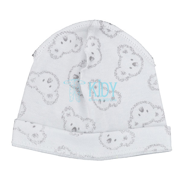 White KOALA hat