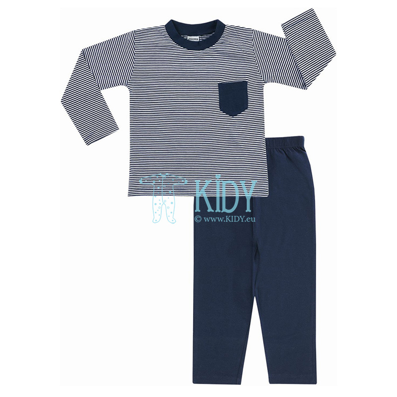 Navy pyjama for boys