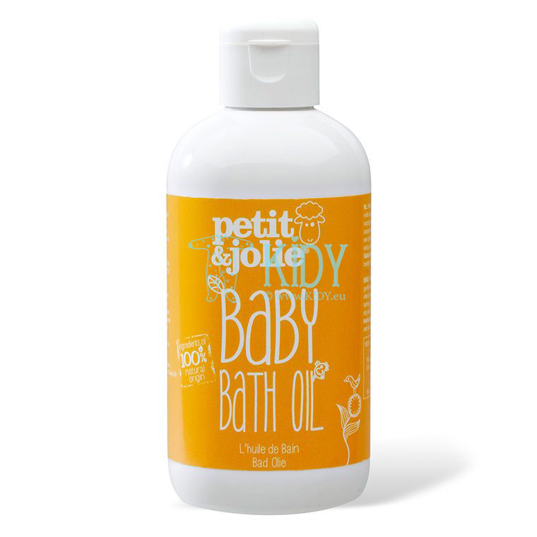 Kūdikių vonios aliejus