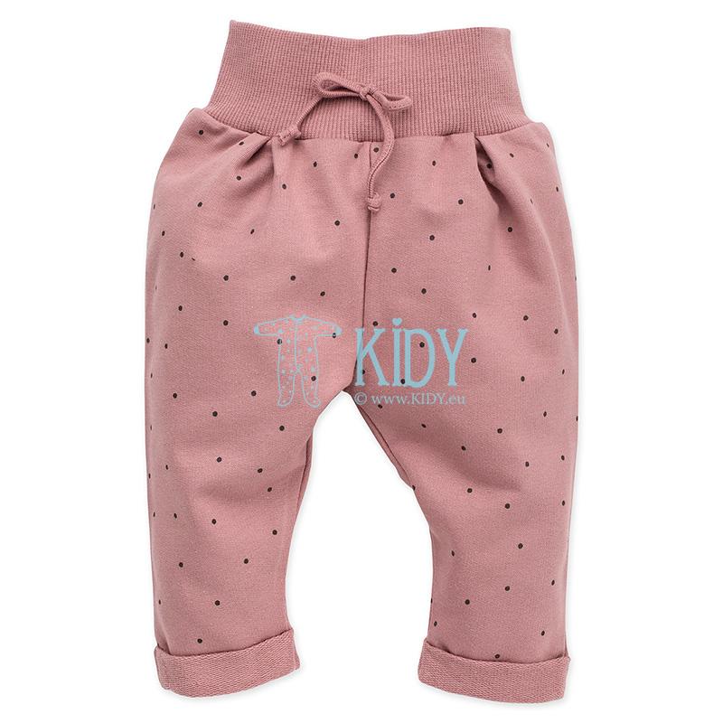 Pink PETIT LOU pants