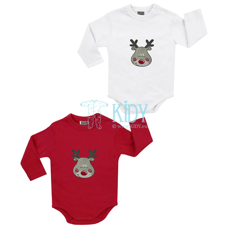 2pcs CHRISTMAS bodysuit pack