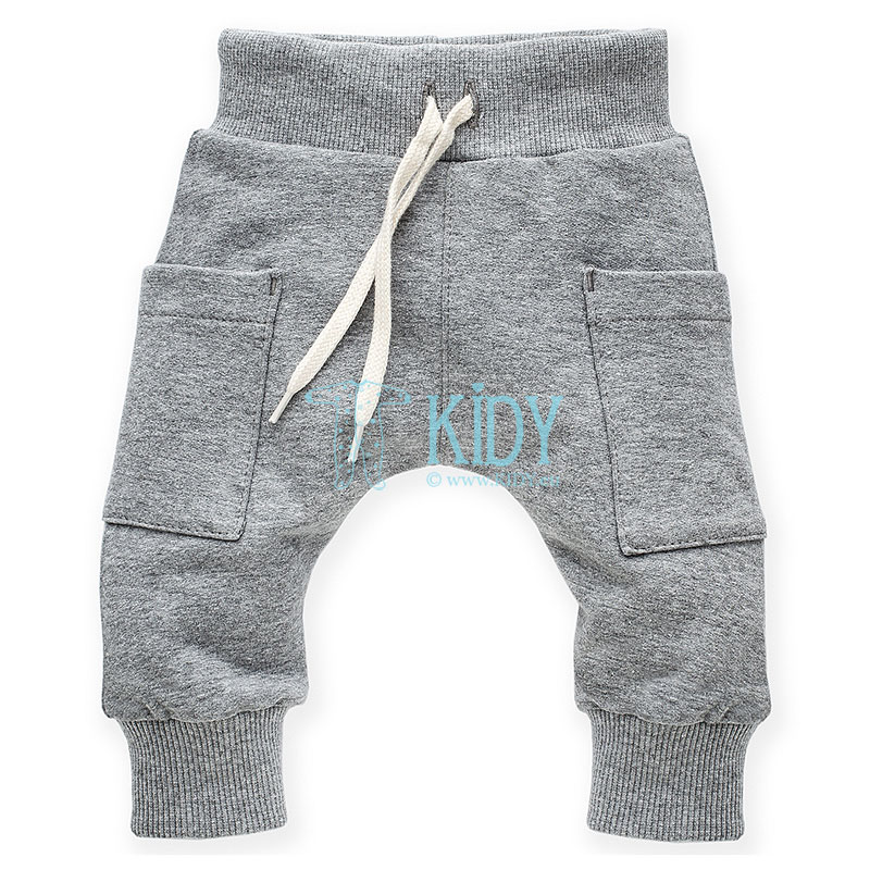 Grey WILD ANIMALS pants