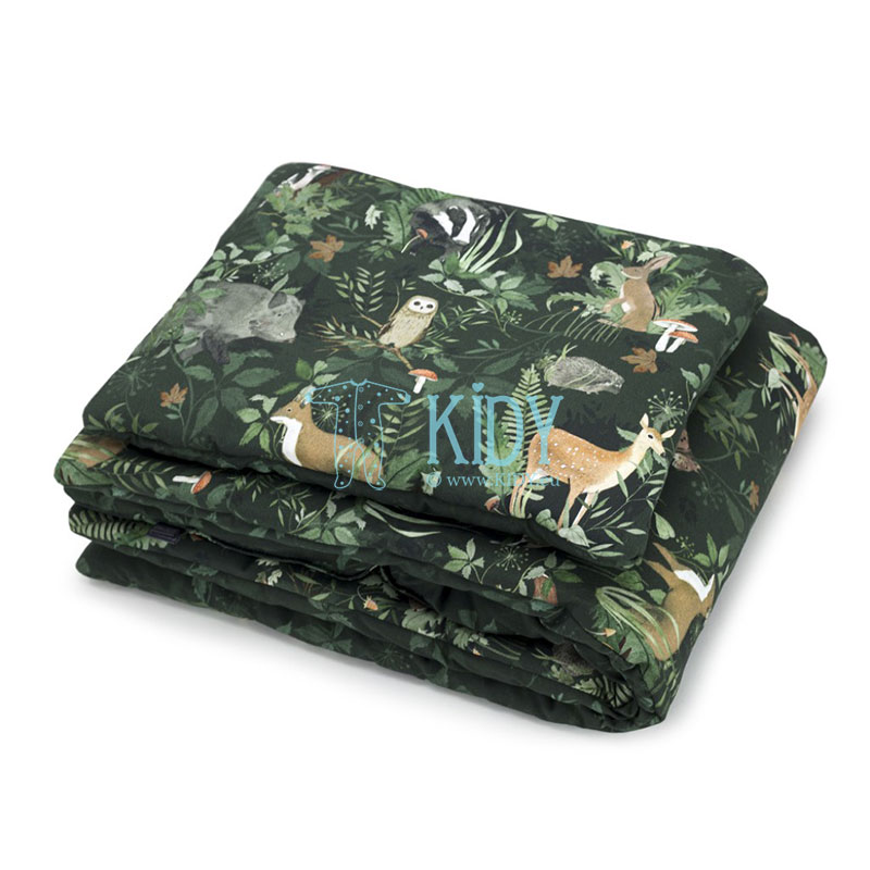 Bedding Woodland set: duvlet + pillow