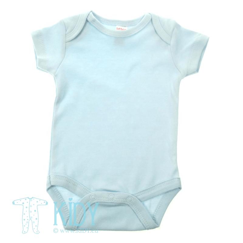 Blue bodysuit PLAIN