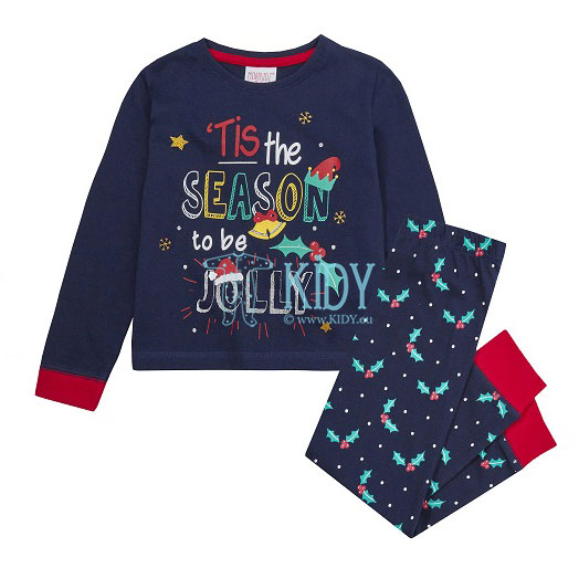 Navy JOLLY SEASON pyjama