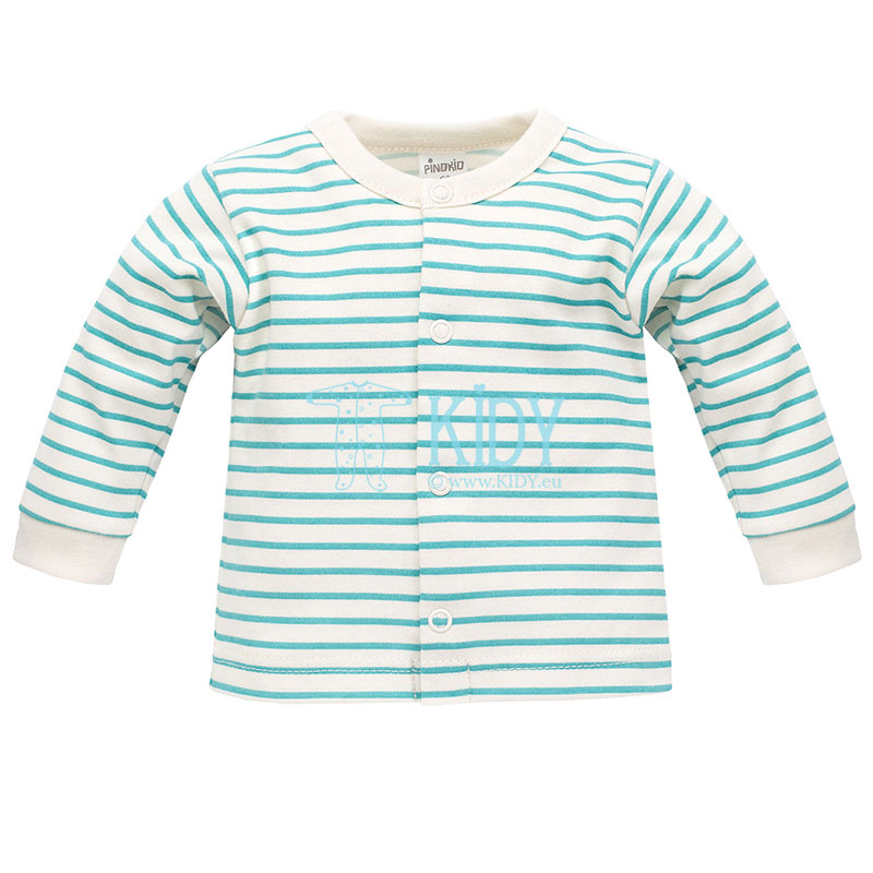 Striped Nice Day shirt