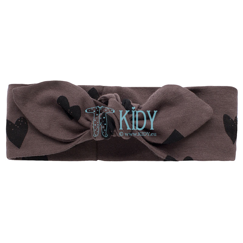 Brown Little Bird headband