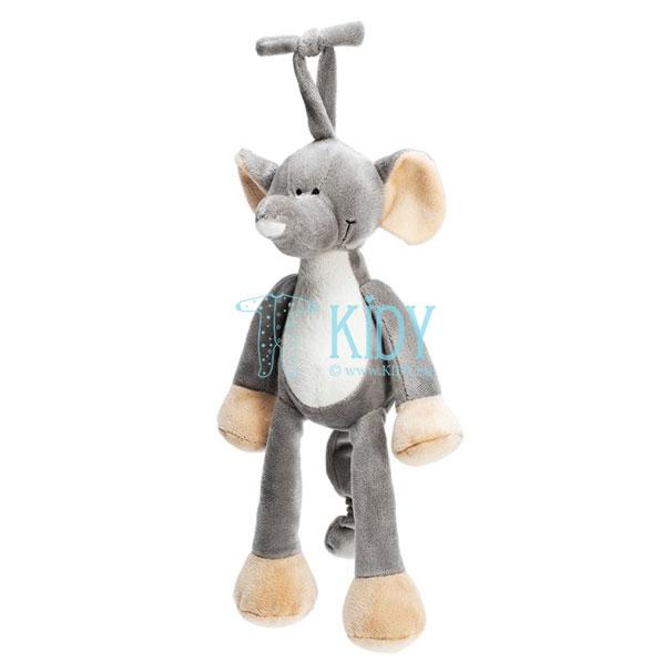 Музыкальная игрушка-слоник Diinglisar Elefant