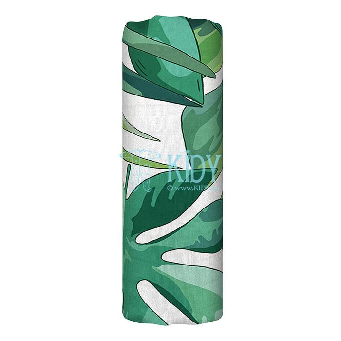 Bamboo ROAMING MANGROVE muslin wrap