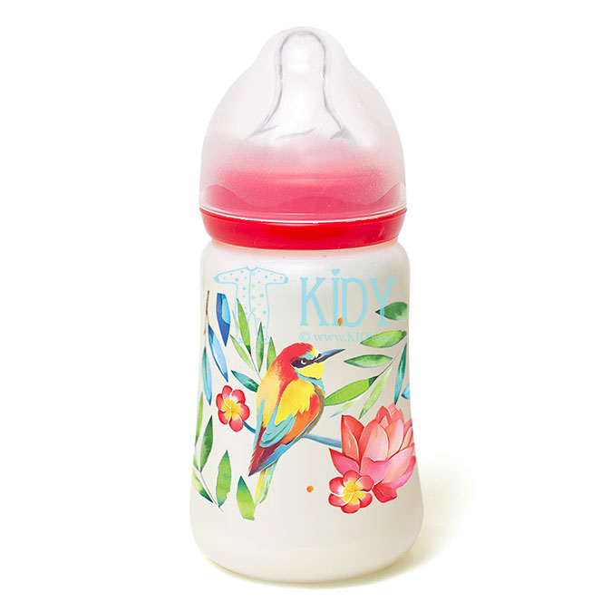Anti-colic BLOOMING DAY baby bottle