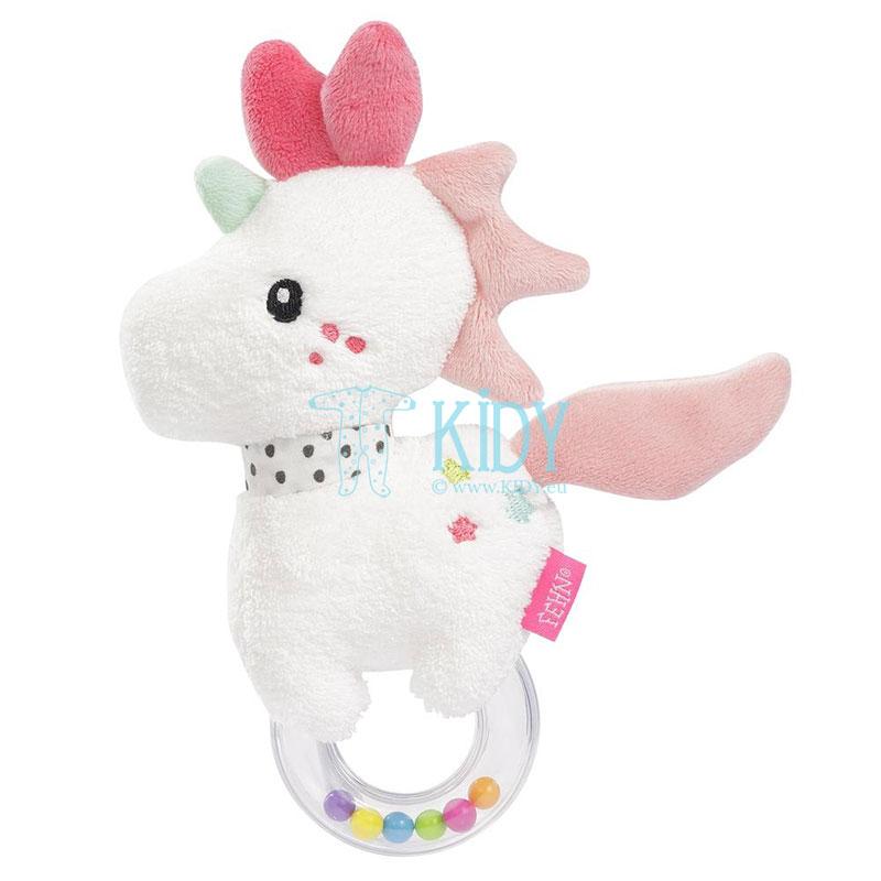 Minkštas barškutis Unicorn