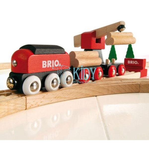 Классический грузовой набор (Brio) 7