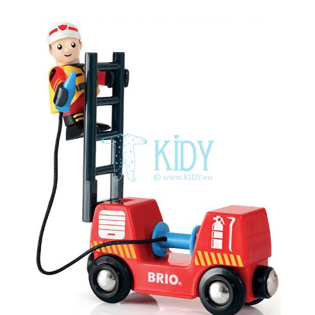 Пожарная станция (Brio) 7