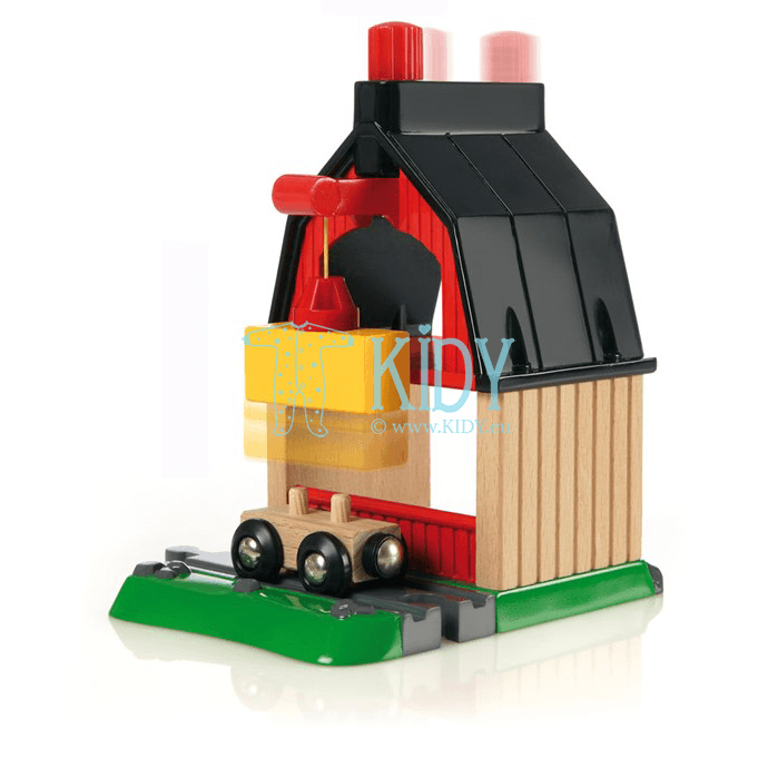 Farm Railway Set (Brio) 7