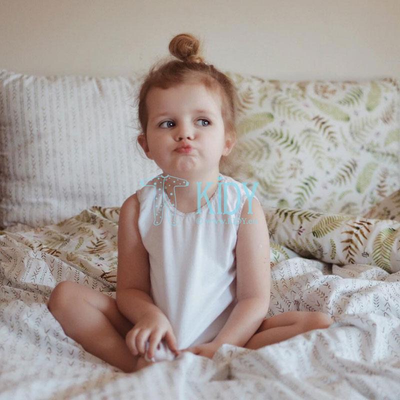 Bedding Paprocie set: duvlet + pillow (MAKASZKA) 7