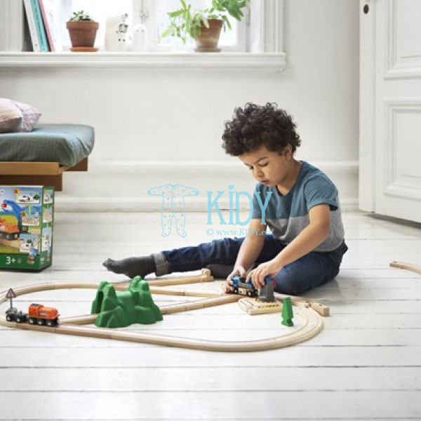 Starter Lift & Load Set (Brio) 7