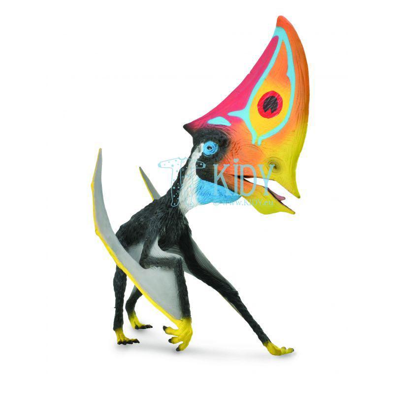 Dinozauras Caiuajara su judančiu žandikauliu Deluxe (Collecta)