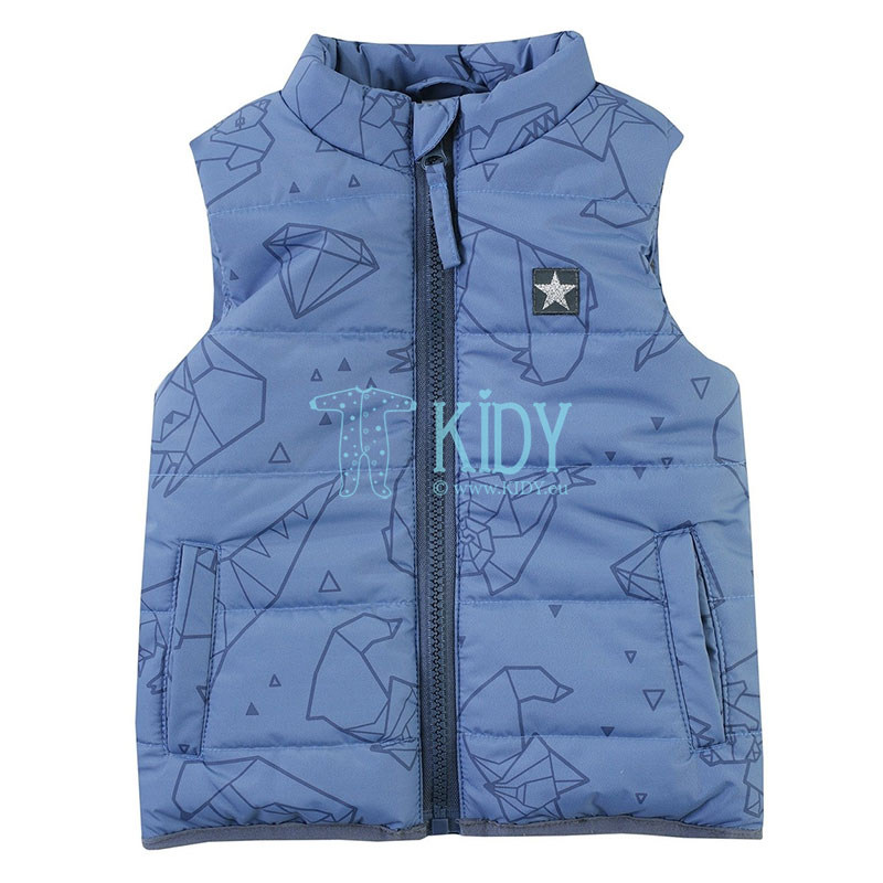 OUTDOOR vest for boys