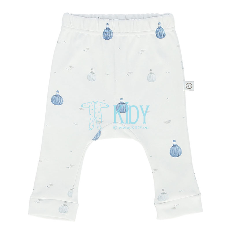 Organic cotton Balloons pants