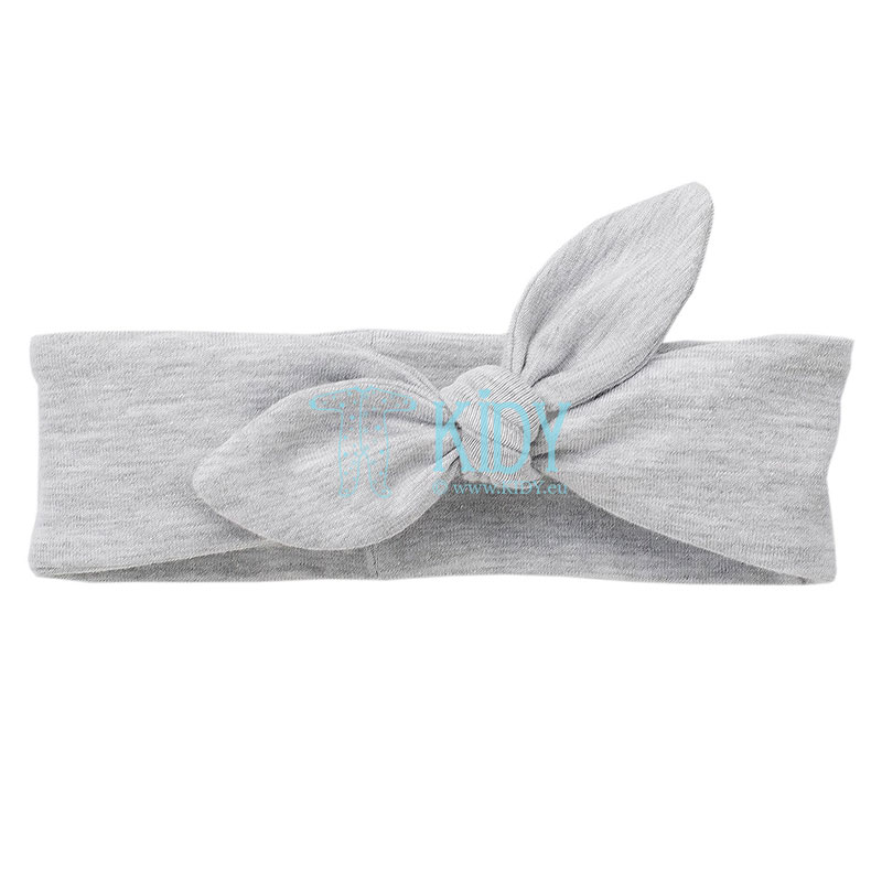 Grey HAPPY DAY headband