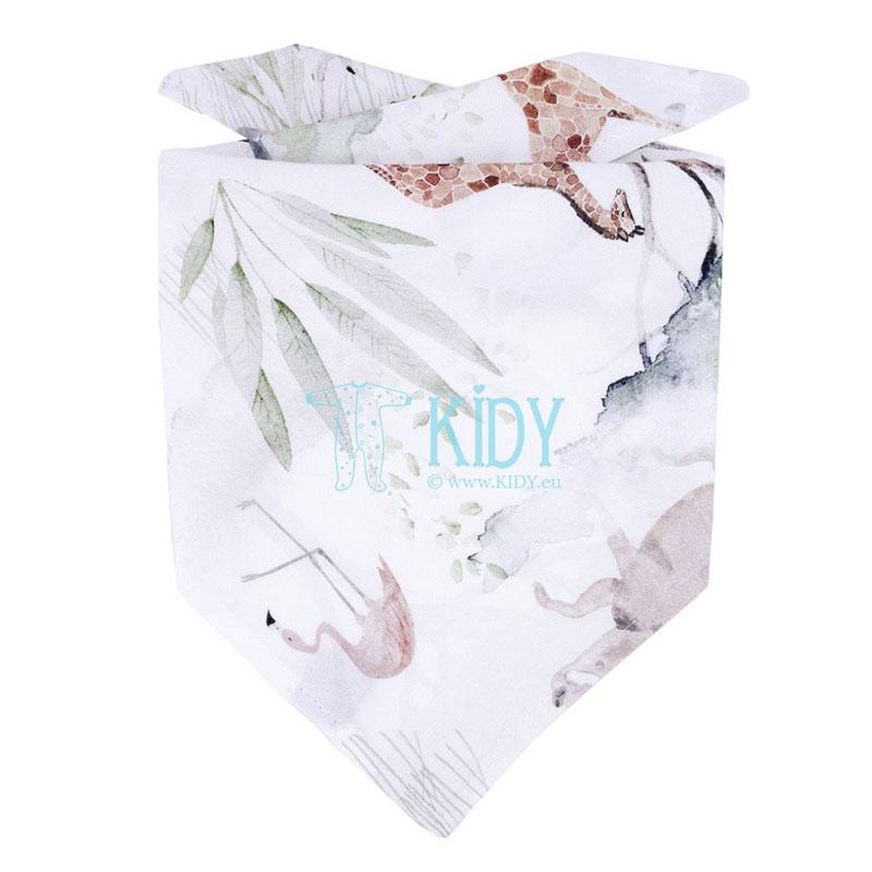Sawanna head kerchief-bandana