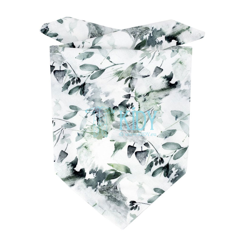 Sage Green head kerchief-bandana