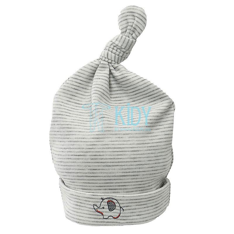 Grey MOMO hat