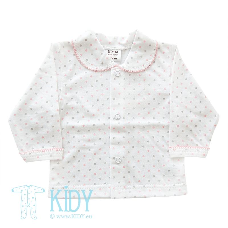 Balti marškinėliai ANABELE