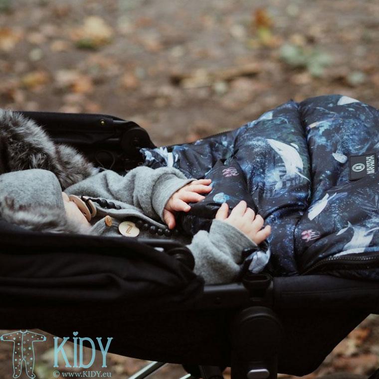 Vokelis į vežimėlį Magic Forest (MAKASZKA) 8