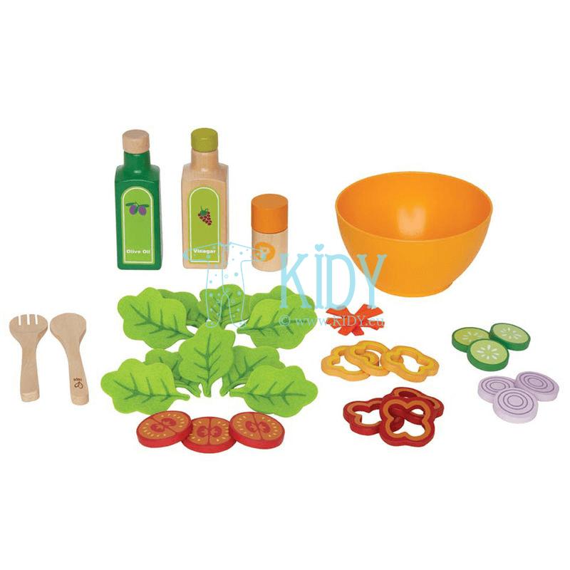Набор овощей для салата GARDEN SALAD (Hape) 8