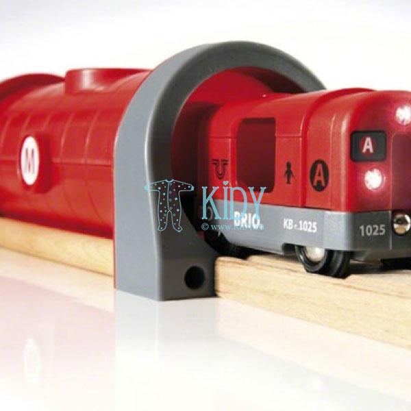 Метро железнодорожный набор (Brio) 8