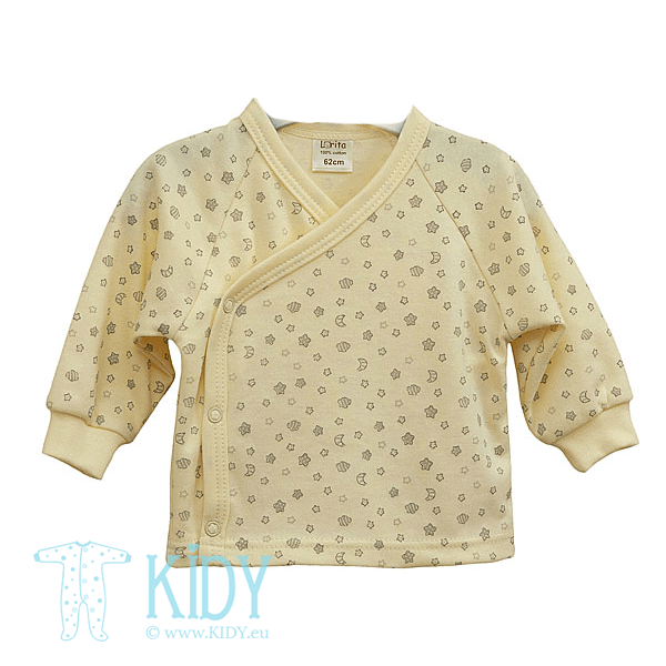 Yellow PEPPER easy shirt