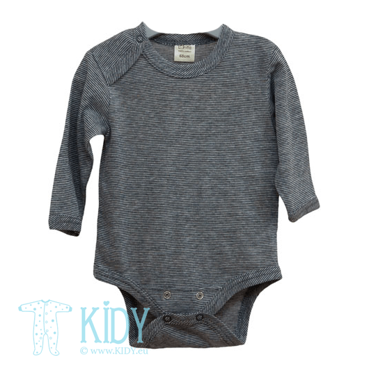 Grey bodysuit MARSELIS 2 (Lorita)