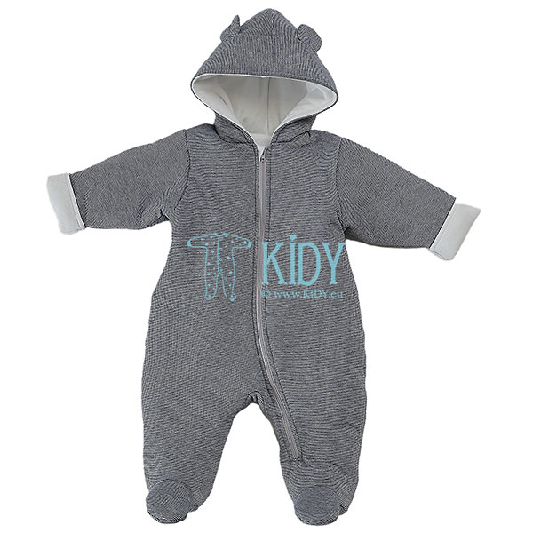 Grey MARSELIS snowsuit