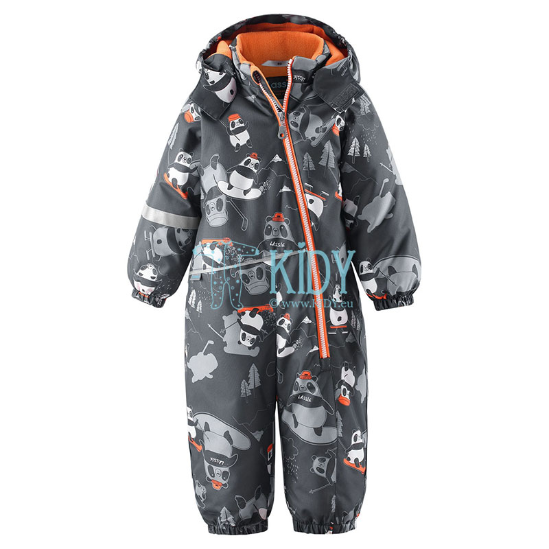 Grey MEREL snowsuit